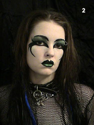 GOTH SUBCULTURE - MUSIC, ART OR RELIGION Gothic Fairy Makeup Designs