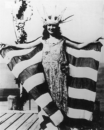Първата Мис Америка – Маргарет Гордман