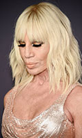 WHO IS DONATELLA VERSACE?