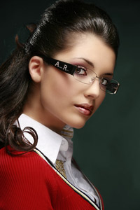 Dioptric glassesare the new rave accessory