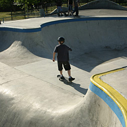 THE SKATE PARK SUBCULTURE