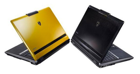 "Notebook computers – a fruit of the work together of ""Lamborghini"" and ""Intel"""