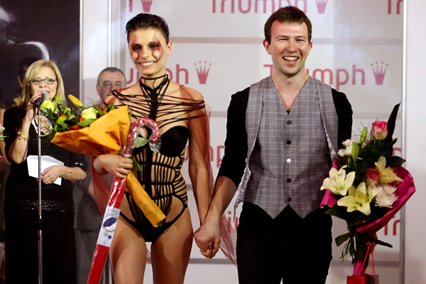 NIKOLAY BOJILOV IS THE HIGHEST RATED YOUNG BULGARIAN DESIGNER FOR 2010 YAER